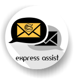 Express email service - Sword Digital Art - South Africa
