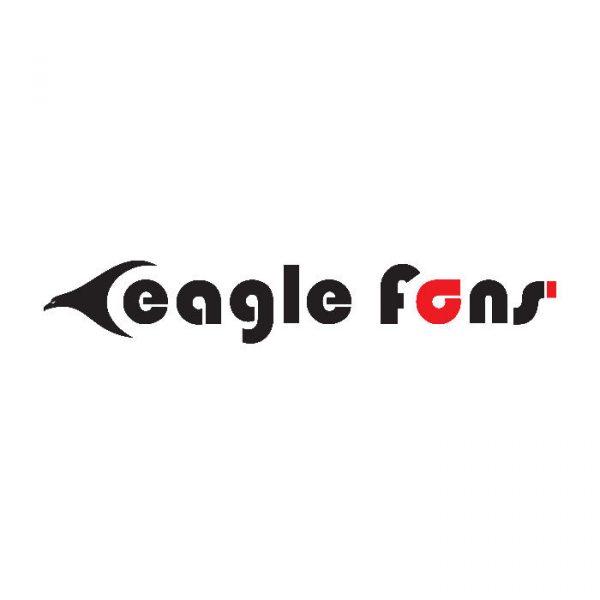 Fan logo designed for a manufacturer. Sword Digital Art, South Africa