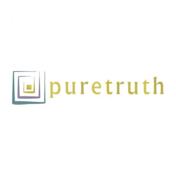 Pure linen ware logo designed for Linen Products Manufacturer. Sword Digital Art, South Africa